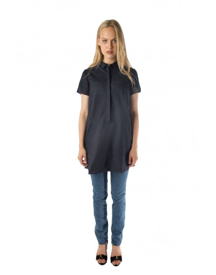 Short sleeve long Shirt